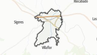 Mapa / San Pedro del Arroyo