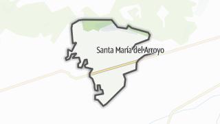 Mapa / Santa María del Arroyo