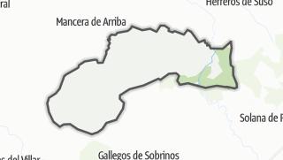 Mapa / San García de Ingelmos