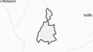 Mapa / Tórtoles