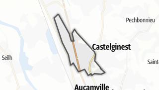 Térkép / Saint-Alban