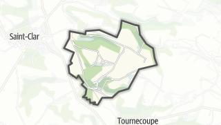 Карта / Avezan