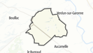 Карта / Savenès