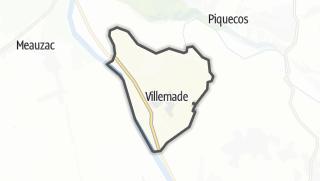 Карта / Villemade