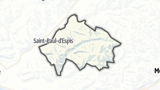 Карта / Saint-Paul-d'Espis