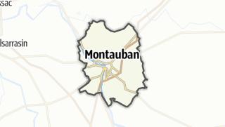 Карта / Montauban
