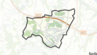 Карта / Saint-Cirice