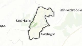 Карта / Montjoi