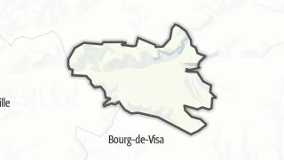 Карта / Lacour