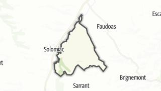 Карта / Maubec