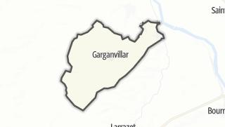 Карта / Garganvillar
