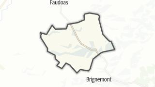 Карта / Le Causé
