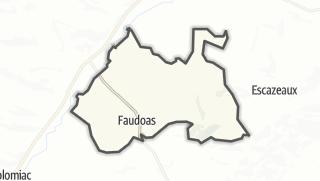 Карта / Faudoas