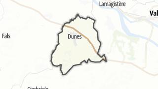 Карта / Dunes