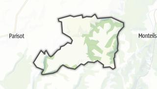 Карта / Castanet