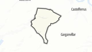 Карта / Angeville