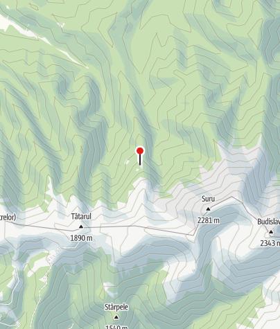 Karte / Cabana Suru