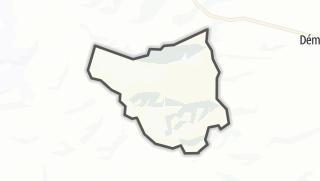 Карта / Séailles