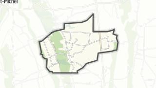Карта / Sauviac