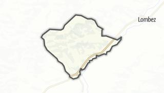Карта / Sauveterre