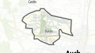 Карта / Duran