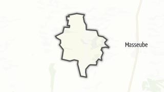 Карта / Saint-Arroman