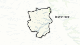 Карта / Saint-Léonard