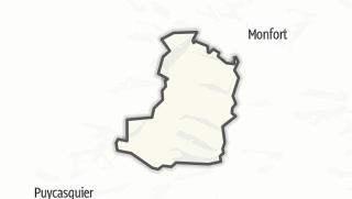 Карта / Sainte-Gemme