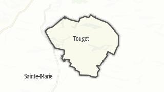 Карта / Touget