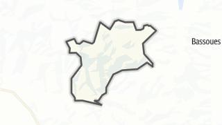 Карта / Armous-et-Cau