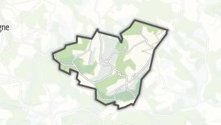 Térkép / Escoulis