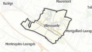 Térkép / Ville Nouvelle