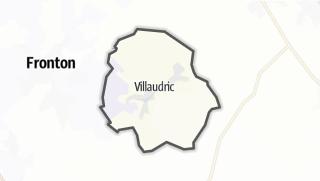 Térkép / Villaudric