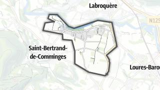 Térkép / Valcabrère