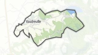 Térkép / Vaudreuille