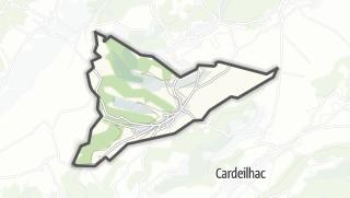 Térkép / Sarremezan