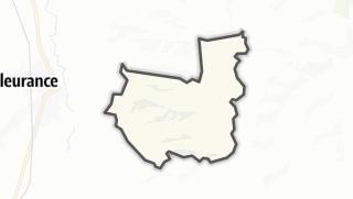 Карта / Brugnens