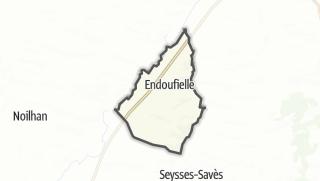 Карта / Endoufielle