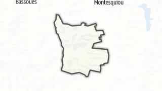 Карта / Pouylebon