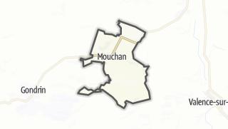 Карта / Mouchan