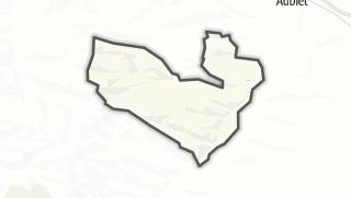 Карта / Lussan