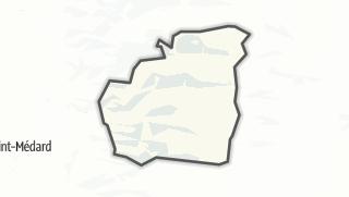 Карта / Loubersan