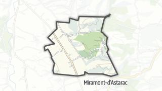 Карта / Lamazère