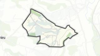 Карта / Larroque-Engalin