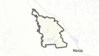 Карта / Juillac