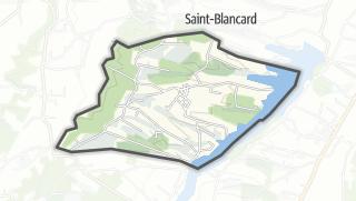 Карта / Lalanne-Arqué