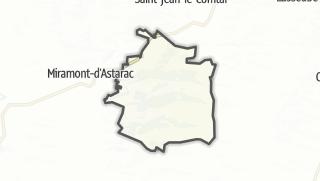 Карта / Labéjan