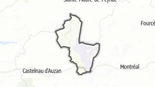 Карта / Labarrère