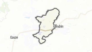 Карта / Lagraulet-du-Gers