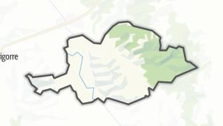 Карта / Montégut-Arros